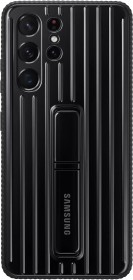 Samsung Protective Standing Cover for Galaxy S21 Ultra black (EF-RG998CBEGWW)