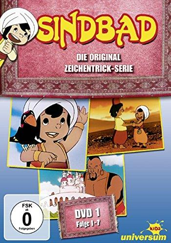 Sindbad Vol.  1 -- via Amazon Partnerprogramm