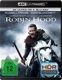 Robin Hood (2010) (4K Ultra HD)