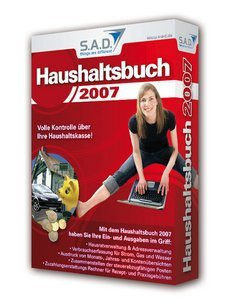 S.A.D.: Haushaltsbuch 2007 (German) (PC)