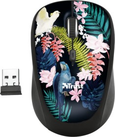 Trust Yvi wireless Mouse Parrot, USB (23387)