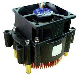 Zalman CNPS5005-CU Plus, 5200rpm, 36dB(A)