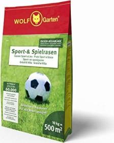 Wolf-Garten LG-500 Saatgut Sport- und Spiel-Rasen, 10.00kg