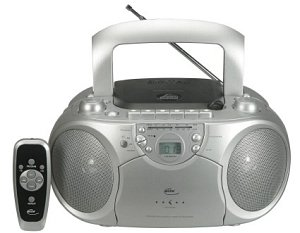 elta 6722 music center with MP3/CD player
