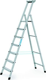 Zarges Z600 aluminum riveted household ladder 7 stages (41227)