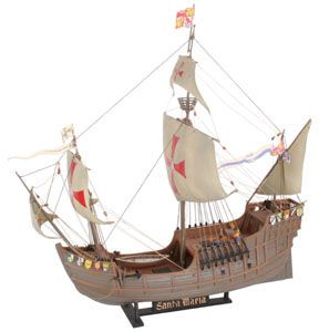 Revell Columbus Ship Santa Maria (05405)