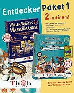 Das Entdecker Paket 1, Onkel Alberts geheimes Notizbuch und Wellen, Wracks und Wassermänner, ab 8 Jahren (deutsch) (PC)