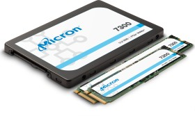Micron 7300 PRO - 1DWPD Read Intensive 7.68TB, 512B, U.2 (MTFDHBE7T6TDF-1AW1ZABYY)