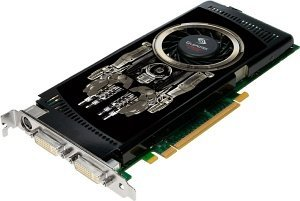 Leadtek WinFast PX9600 GT TDH, GeForce 9600 GT, 512MB DDR3, 2x DVI, TV-out, PCIe 2.0