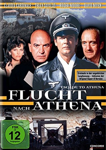 Flucht nach Athena -- via Amazon Partnerprogramm