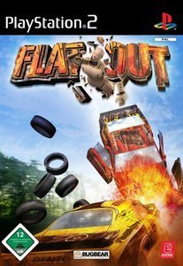 Flatout (German) (PS2) (PS2-234)