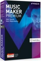 Magix: Music Maker 2017 Premium (deutsch) (PC)