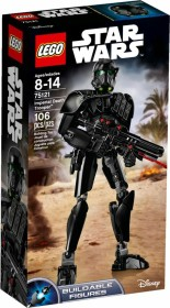 LEGO Star Wars Buildable Figures - Imperial Death Trooper (75121)
