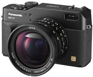 Panasonic Lumix DMC-LC1 black (various Bundles)