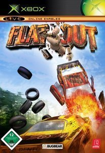 Flatout (German) (Xbox) (XB-650)