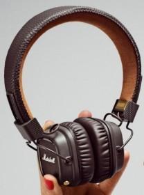 Marshall Major II Bluetooth braun