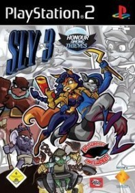 Sly 3 - Honour Among Thieves (PS2)