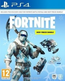 Fortnite - Deep Freeze Bundle (Add-on) (PS4)