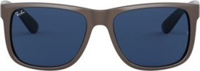 Ray-Ban RB4165 Justin Color Mix 51mm brown-black/dark blue classic (RB4165-647080)