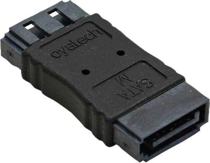 InLine SATA Adapter, SATA Buchse auf Buchse (27700A)