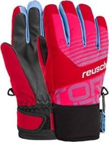 Reusch Torbenius R-Tex XT Skihandschuhe tango red/pink glo (Junior) (4361210-311)