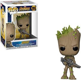 FunKo Pop! Marvel: Avengers Infinity War - Groot (26904)