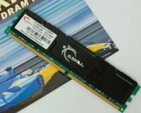 G.Skill Value DIMM 1GB, DDR2-800, CL4-4-4-12 (F2-6400PHU1-1GBHZ)