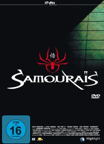 Samourais -- via Amazon Partnerprogramm