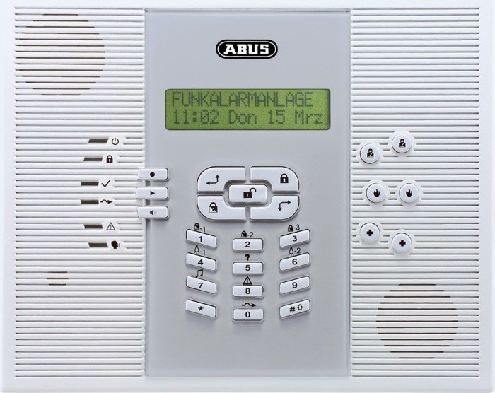 ABUS Privest wireless alarm system HQ, HQ (FUAA30010)