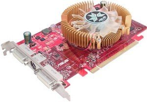 ASUS EAH2600PRO/HTDI/256M, Radeon HD 2600 Pro, 256MB DDR2, 2x DVI, TV-out, PCIe (90-C1CJDA-JUAY00Z)