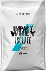 Myprotein Impact Whey Isolate Natural Strawberry 1kg