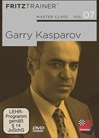 Chessbase Master Class Vol. 7 - Garry Kasparov (deutsch) (PC)