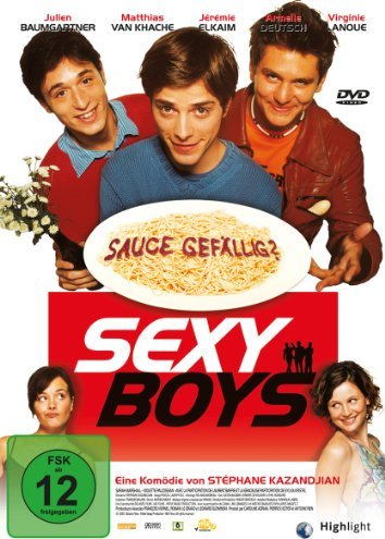 Sexy Boys -- via Amazon Partnerprogramm
