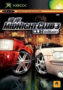 Midnight Club 3 - Dub Edition (German) (Xbox)