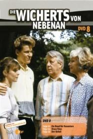 Die Wicherts von nebenan Vol. 8 (Folgen 22-24) (DVD)