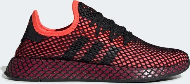 adidas Deerupt Runner solar red/core