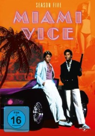 Miami Vice Season 5 (DVD)