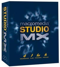 Adobe: Studio MX (English) (PC) (WSW060I000)