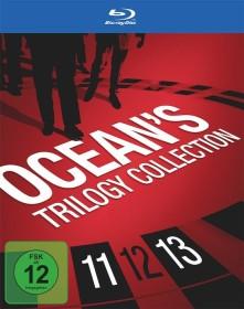 Ocean's Trilogie Box (Blu-ray)