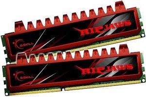 G.Skill RipJaws DIMM Kit 8GB, DDR3-1333, CL9-9-9-24 (F3-10666CL9D-8GBRL)