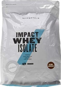Myprotein Impact Whey Isolate Natural Chocolate 1kg