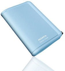 ADATA Classic CH94 blau 500GB, USB 2.0 Micro-B (ACH94-500GU-CBL)