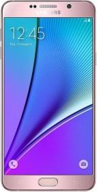 Samsung Galaxy Note 5 Duos N920CD 32GB rosegold