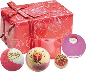 Bomb Cosmetics Santa Baby gift set