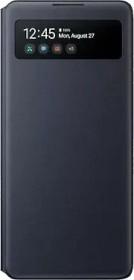 Samsung S-View Wallet Cover für Galaxy S10 Lite schwarz (EF-EG770PBEGEU)