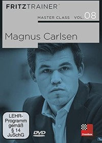 Chessbase Master Class Vol. 8 - Magnus Carlsen (deutsch) (PC)