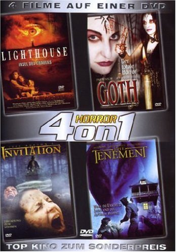 4 on 1 - Horror Vol. 1 -- via Amazon Partnerprogramm