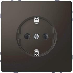 Merten System Design SCHUKO-Steckdose, anthrazit (MEG2300-6034)