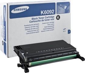 Samsung Toner CLT-K6092S schwarz (SU216A)
