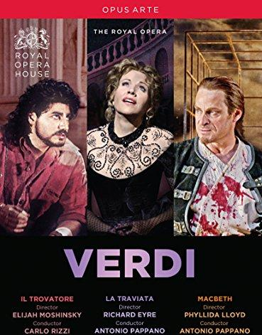 Guiseppe Verdi - Il Trovatore (Blu-ray) -- via Amazon Partnerprogramm